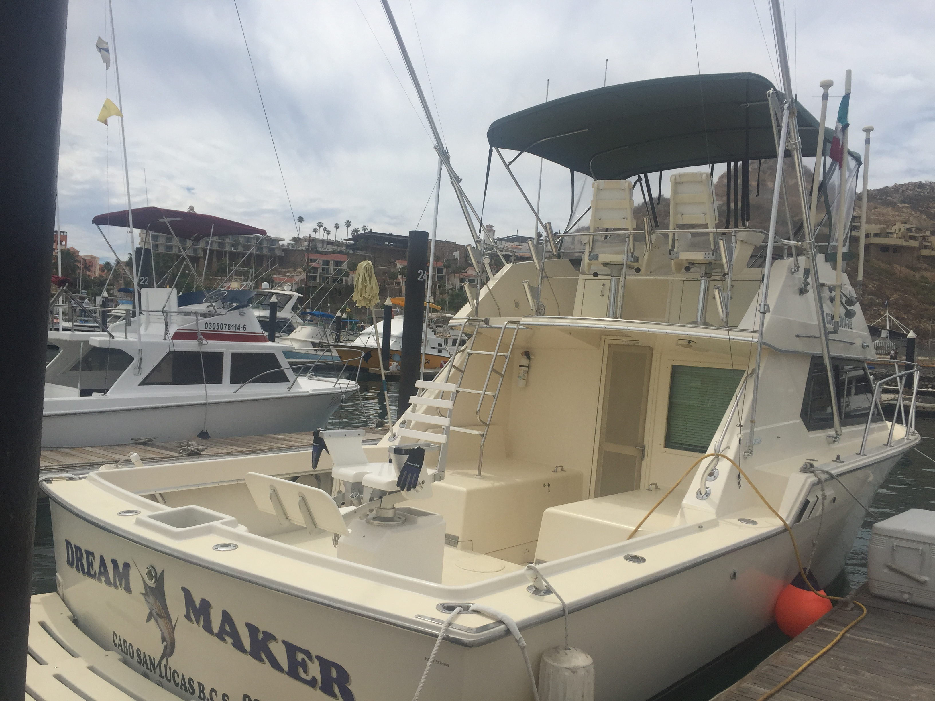 DREAMS MAKER CSL 34 FT.
